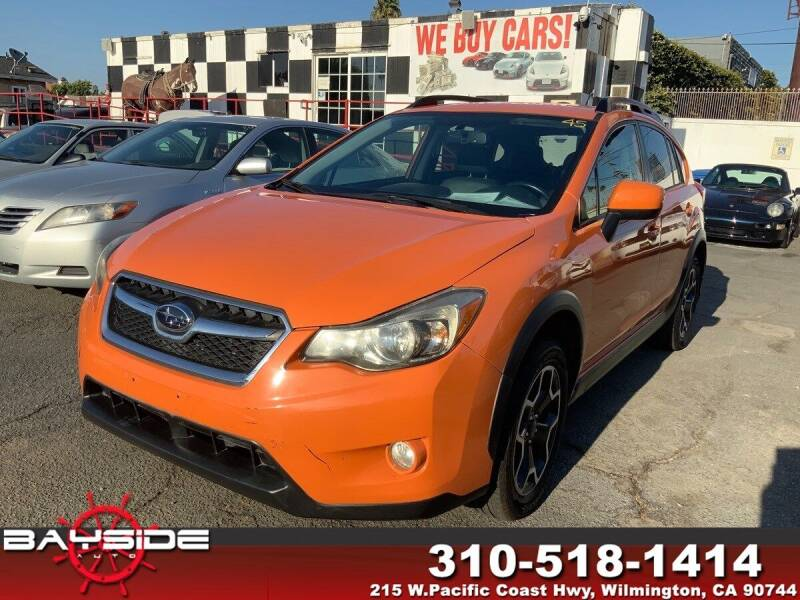 2013 Subaru XV Crosstrek for sale at BaySide Auto in Wilmington CA