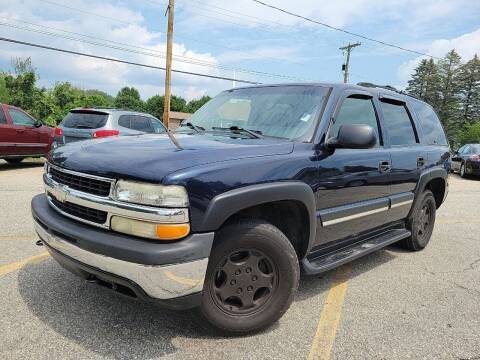 2005 Chevrolet Tahoe for sale at J's Auto Exchange in Derry NH