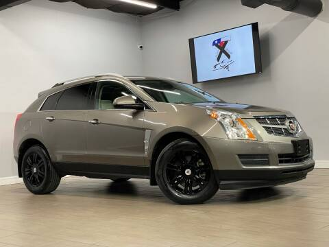 2011 Cadillac SRX for sale at TX Auto Group in Houston TX
