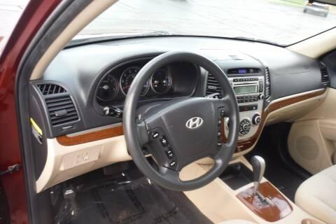 2008 Hyundai Santa Fe for sale at Bryan Auto Depot in Bryan OH
