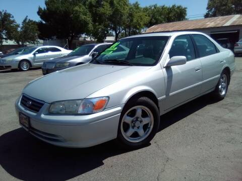 2001 Toyota Camry for sale at Larry's Auto Sales Inc. in Fresno CA