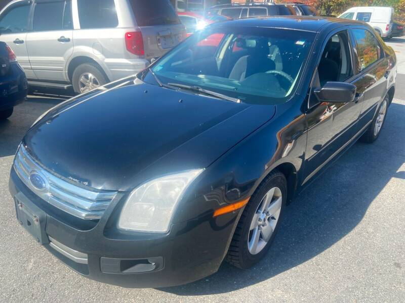 2009 Ford Fusion for sale at Best Choice Auto Sales in Methuen MA