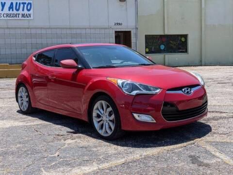 2013 Hyundai Veloster for sale at Nu-Way Auto Ocean Springs in Ocean Springs MS