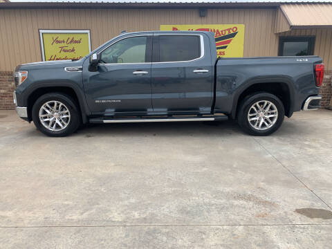 2019 GMC Sierra 1500 for sale at BIG 'S' AUTO & TRACTOR SALES in Blanchard OK