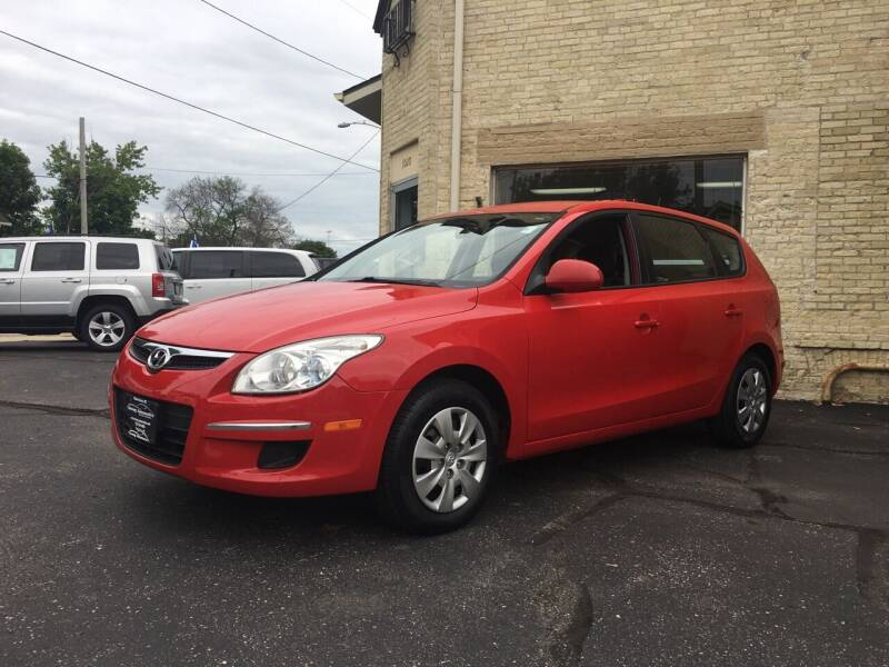 2012 Hyundai Elantra Touring for sale at Strong Automotive in Watertown WI