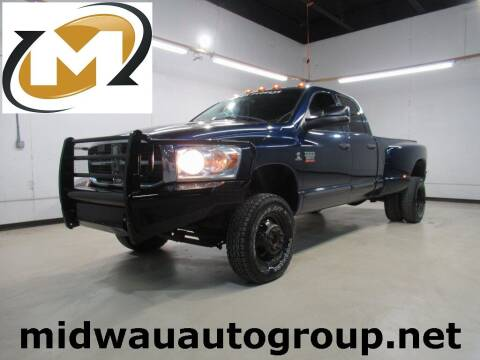 2007 Dodge Ram Pickup 3500 for sale at Midway Auto Group in Addison TX