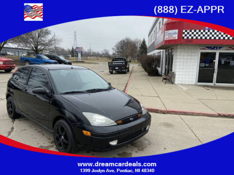 2001 Ford Focus for sale at Great Lakes Auto Superstore in Pontiac MI