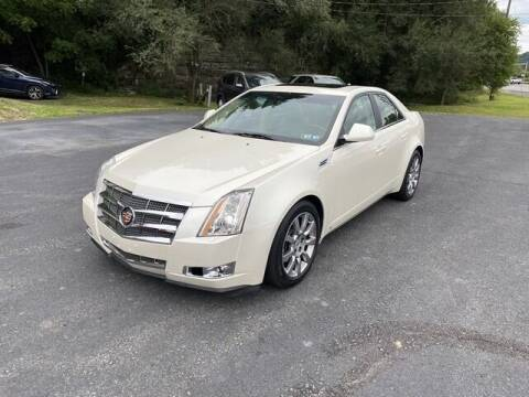 2009 Cadillac CTS for sale at Ryan Brothers Auto Sales Inc in Pottsville PA