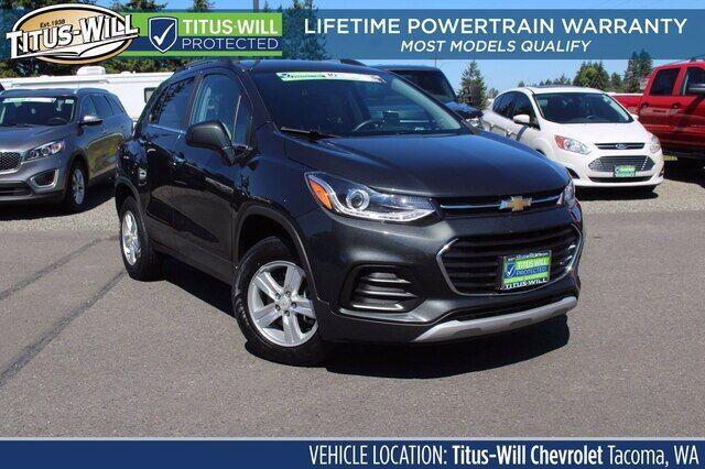Titus Will Chevrolet In Parkland Wa Carsforsale Com