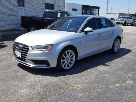 2015 Audi A3 for sale at AUTOSAVIN in Elmhurst IL