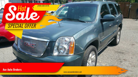 2007 GMC Yukon for sale at Ace Auto Brokers in Charlotte NC