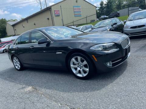 2011 BMW 5 Series for sale at Dream Auto Group in Dumfries VA
