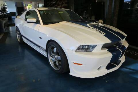 2011 Ford Mustang for sale at OC Autosource in Costa Mesa CA
