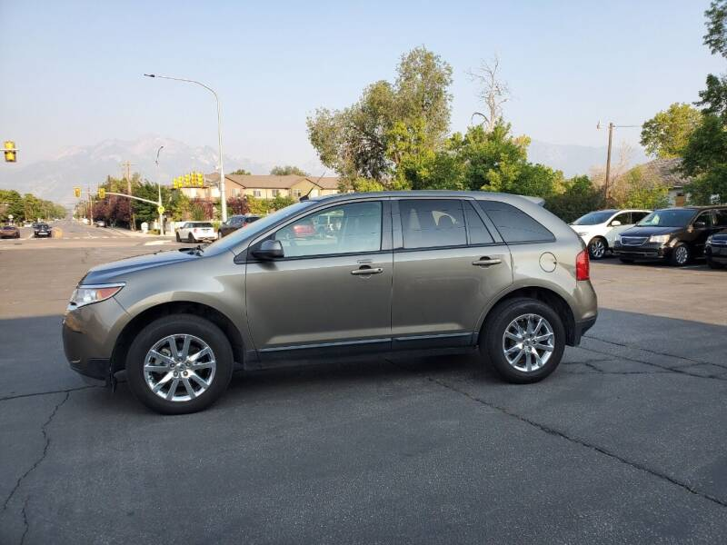 2014 Ford Edge for sale at UTAH AUTO EXCHANGE INC in Midvale UT
