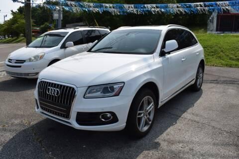 2015 Audi Q5 for sale at Gamble Motor Co in La Follette TN
