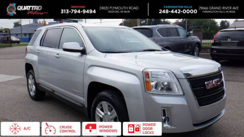 2014 GMC Terrain for sale at Quattro Motors 2 in Farmington Hills MI