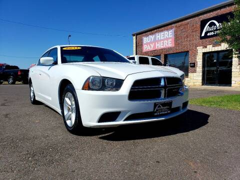 2011 Dodge Charger for sale at AUTO BARGAIN, INC. #2 in Oklahoma City OK