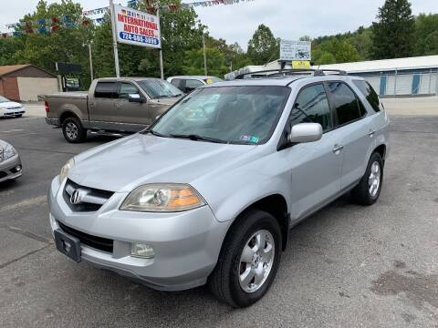 2004 Acura MDX for sale at INTERNATIONAL AUTO SALES LLC in Latrobe PA