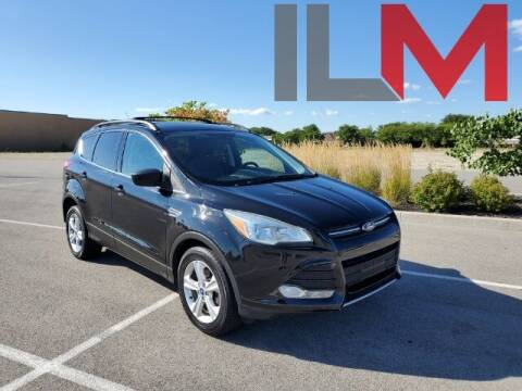 2013 Ford Escape for sale at INDY LUXURY MOTORSPORTS in Fishers IN