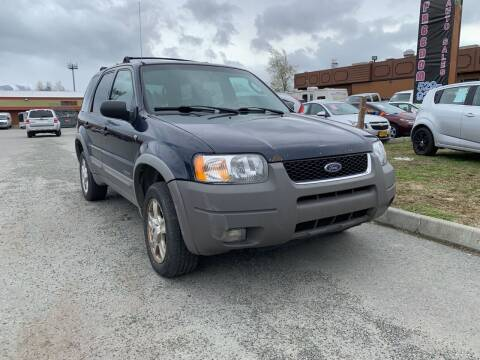 2002 Ford Escape for sale at Freedom Auto Sales in Anchorage AK