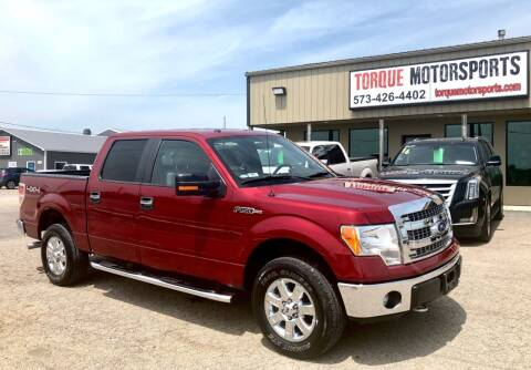 2014 Ford F-150 for sale at Torque Motorsports in Rolla MO