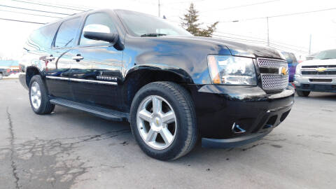 2014 Chevrolet Suburban for sale at Action Automotive Service LLC in Hudson NY