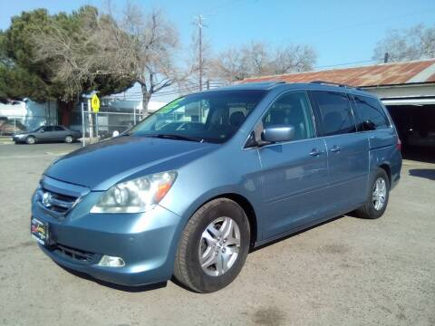 2007 Honda Odyssey for sale at Larry's Auto Sales Inc. in Fresno CA
