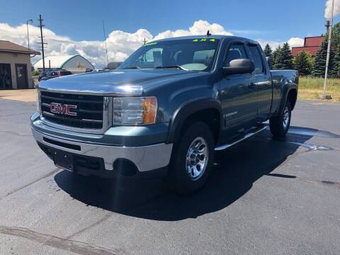 2009 GMC Sierra 1500 for sale at Mike's Budget Auto Sales in Cadillac MI