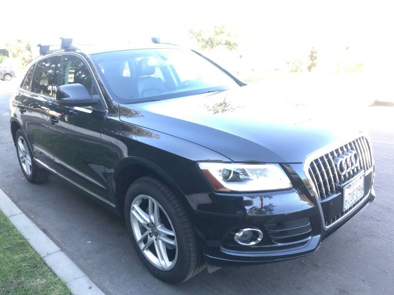 2013 Audi Q5 for sale at Autobahn Auto Sales in Los Angeles CA