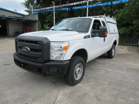 2015 Ford F-250 Super Duty for sale at Lone Star Auto Center in Spring TX