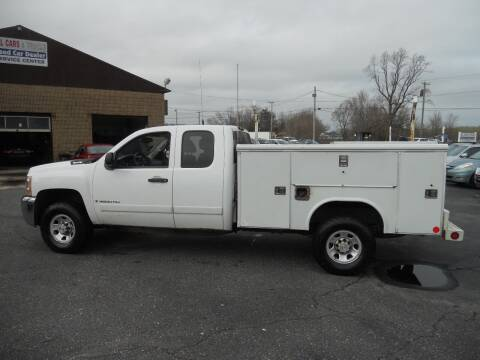 2007 Chevrolet Silverado 3500HD CC for sale at All Cars and Trucks in Buena NJ