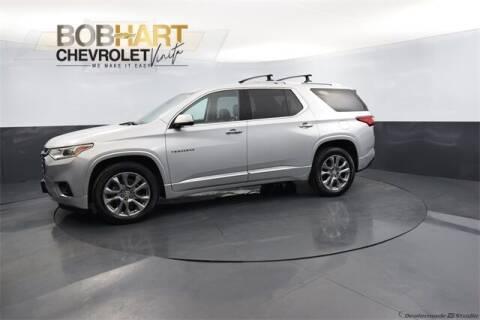 2018 Chevrolet Traverse for sale at BOB HART CHEVROLET in Vinita OK