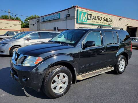 2010 Nissan Pathfinder for sale at MR Auto Sales Inc. in Eastlake OH