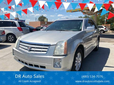 2008 Cadillac SRX for sale at DR Auto Sales in Scottsdale AZ