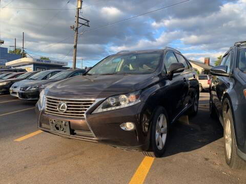 2013 Lexus RX 350 for sale at Ideal Cars in Hamilton OH