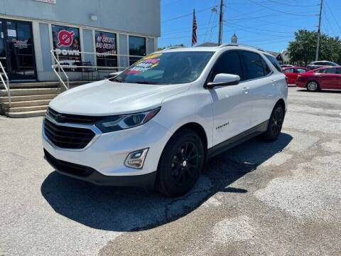 2018 Chevrolet Equinox for sale at Bagwell Motors in Lowell AR