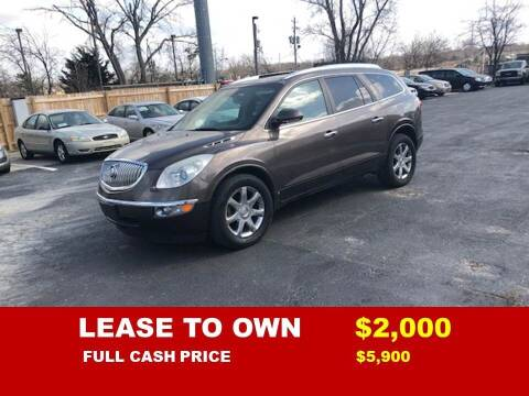 2008 Buick Enclave for sale at Auto Mart USA -Lease To Own in Kansas City MO