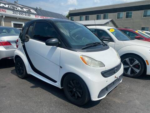 2008 Smart fortwo for sale at WOLF'S ELITE AUTOS in Wilmington DE