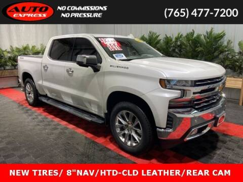 2019 Chevrolet Silverado 1500 for sale at Auto Express in Lafayette IN