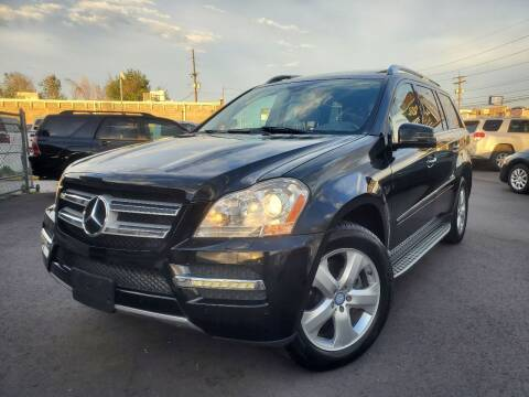 2012 Mercedes-Benz GL-Class for sale at LA Motors LLC in Denver CO
