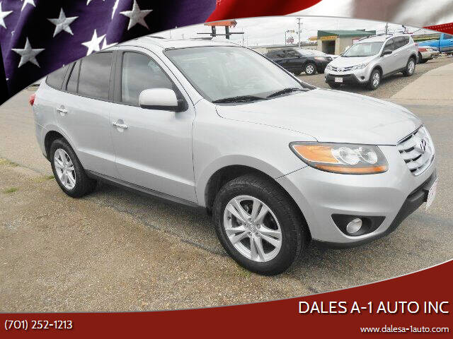 2010 Hyundai Santa Fe for sale at Dales A-1 Auto Inc in Jamestown ND