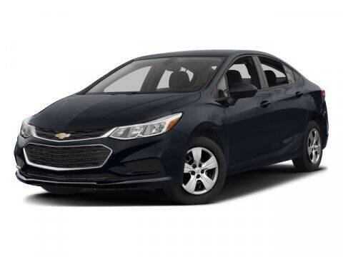 2016 Chevrolet Cruze for sale at WinWithCraig.com in Jacksonville FL