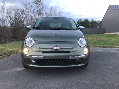 2015 FIAT 500 for sale at eurO-K in Benton ME