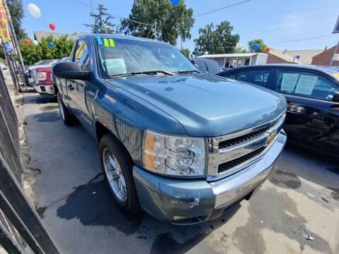 2011 Chevrolet Silverado 1500 for sale at Rey's Auto Sales in Stockton CA