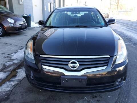2009 Nissan Altima for sale at SUNSHINE AUTO SALES LLC in Paterson NJ
