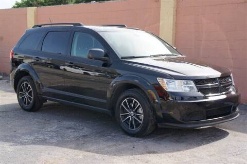 2018 Dodge Journey for sale at Concept Auto Inc in Miami FL
