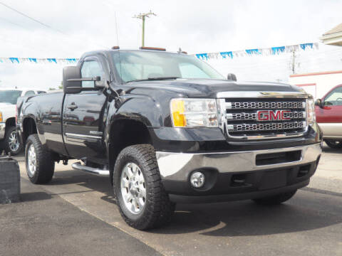 2013 GMC Sierra 2500HD for sale at Messick's Auto Sales in Salisbury MD