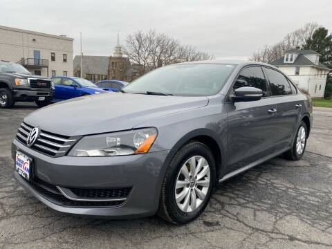 2013 Volkswagen Passat for sale at 1NCE DRIVEN in Easton PA