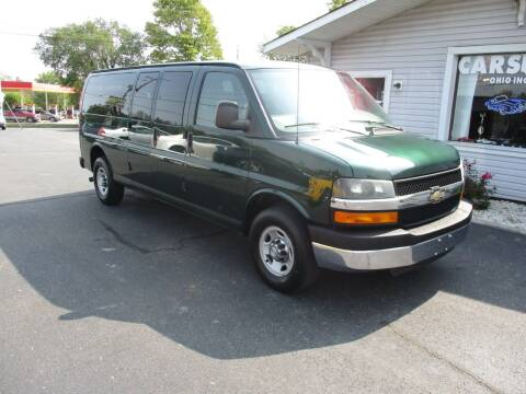 2014 Chevrolet Express Passenger for sale at Cars 4 U in Liberty Township OH