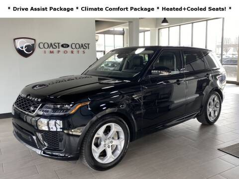2019 Land Rover Range Rover Sport for sale at Coast to Coast Imports in Fishers IN